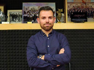 José María González será el nuevo director de la Agrupación Musical de Guardamar