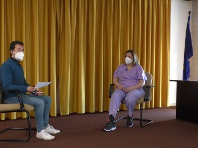 Conociendo a... Entrevista a Luz Marcos