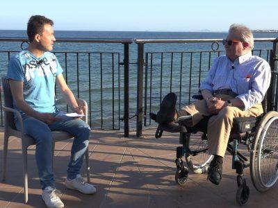 Conociendo a... Luis Manuel Carcedo. Consecuencias de la COVID-19 y barreras a la discapacidad. Programa 04