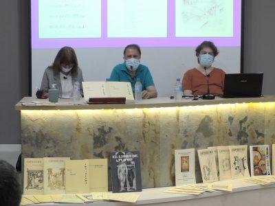 Presentación de la digitalización de la revista literaria Empireuma
