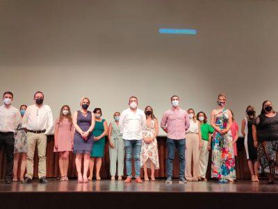 El colegio de Hurchillo celebra su acto de graduación