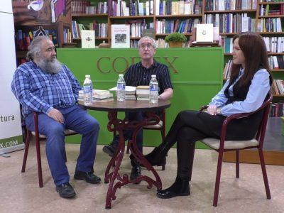 Tertulia sobre el mundo de los libros en Librería Códex Orihuela
