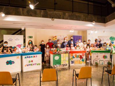 El Colegio de Hurchillo pone en valor el comercio local de Orihuela