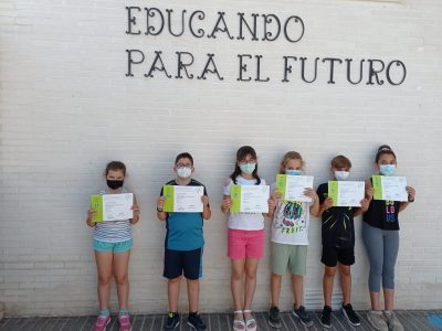 El Colegio de Hurchillo gana el Premio Nacional de Jóvenes Reporteros