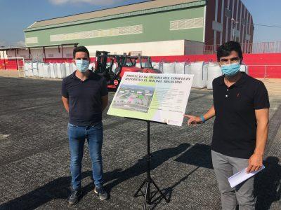 Bigastro presenta su plan de actuación en el Polideportivo Municipal