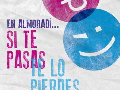 Almoradí pone en marcha la campaña 'Si te pasas, te lo pierdes'