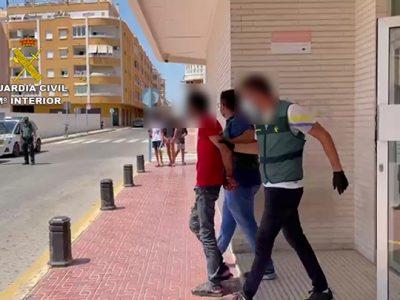 Detienen en Torrevieja a un hombre acusado de homicidio en grado de tentativa