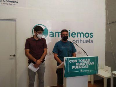 Cambiemos Orihuela denuncia ante Fiscalía el expediente de Cala Mosca