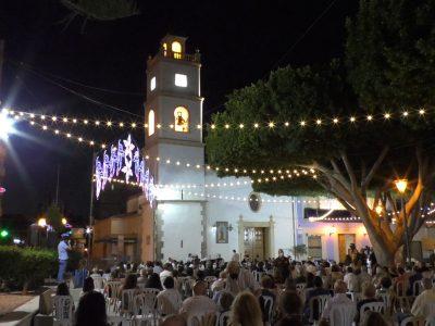 Cox celebra su día grande de las fiestas en honor a la Virgen del Carmen