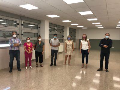 Finalizan las obras de ampliación del IES Paco Ruiz en Bigastro