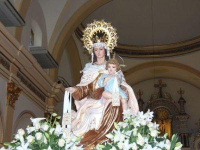 Torrevieja programa distintos actos en honor a la Virgen del Carmen
