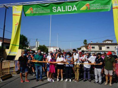 Desamparados (Orihuela) acogió la salida de la IV Challenge Junior de la Región de Murcia ciclismo vuelta ciclista