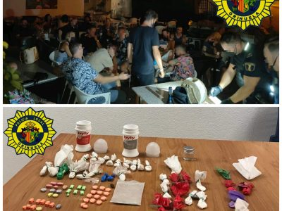 La Policía Local de Orihuela desmantela una fiesta ilegal en la costa