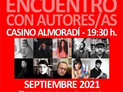 Almoradí celebra la V Feria de Autores y Autoras 'Villa de Almoradí'