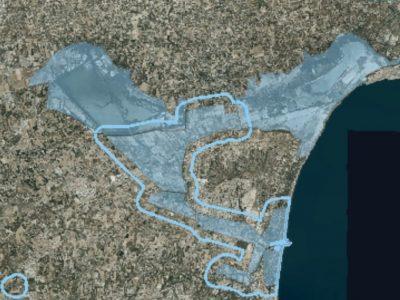 ASAJA pide la ampliación de la capacidad del cauce viejo del Segura en Guardamar