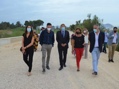 La Generalitat optará a fondos europeos a través de seis proyectos para la Vega Baja