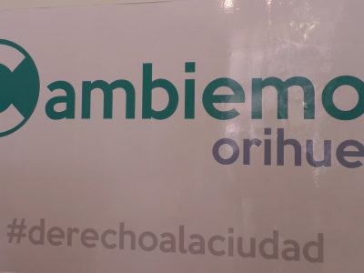 Cambiemos Orihuela rechaza la subida de la factura del agua del Gobierno Local