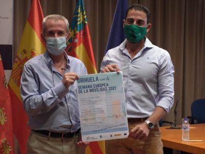 Orihuela organiza diferentes actividades por la Semana de la Movilidad