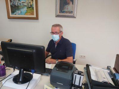 Disminuyen los casos de COVID-19 en el Departamento de Orihuela