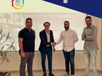 ACMO firma un convenio con la empresa energética Ingedas
