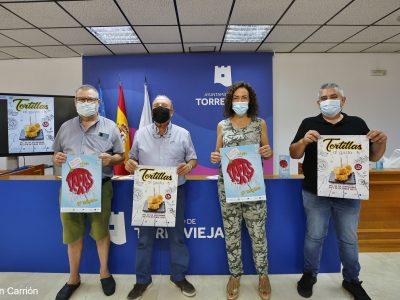 Torrevieja acoge el I Concurso de Tortillas al Gusto