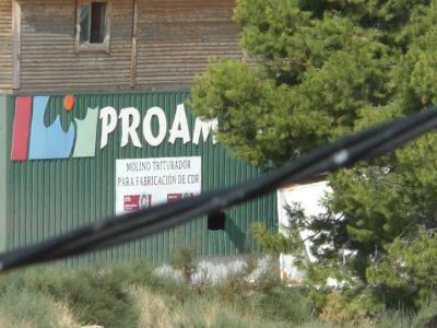 El Consell valida la declaración de emergencia de la reparación de Proambiente en La Murada