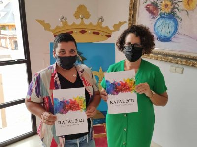 Rafal presenta actividades variadas para celebrar sus fiestas