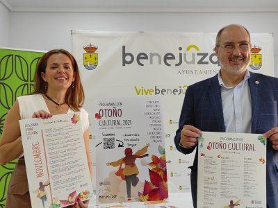 El Otoño Cultural de Benejúzar cuenta con una treintena de actividades