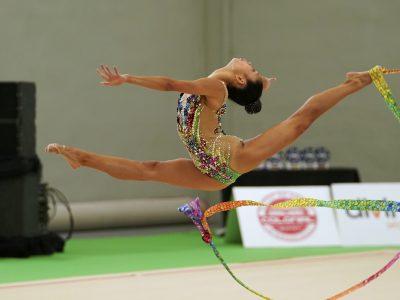La gimnasta torrevejense Lucia Leshan Cañas disputará el Campeonato de España de la Juventud