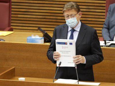 Ximo Puig anuncia el fin de las principales restricciones por la Covid-19
