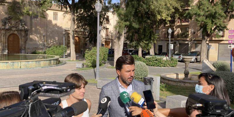 Ciudadanos Orihuela rechaza las acusaciones del alcalde Emilio Bascuñana