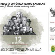 San Isidro acogerá un concierto de música de los clásicos populares