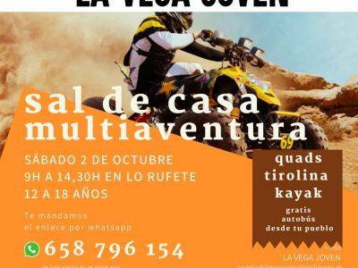 Mancomunidad la Vega dedica los meses de septiembre y octubre a los jóvenes