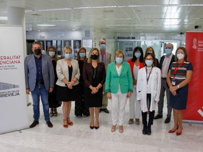 Sanidad asume la gestión directa del departamento de salud de Torrevieja