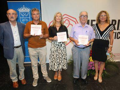 Rojales homenajea a 35 vecinos de la Vega Baja víctimas de campos de concentración nazis