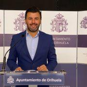 Orihuela aprueba en JGL el proyecto de Ordenanza Municipal de Movilidad
