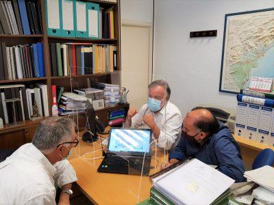 El Plan Vega Renhace del Consell exprlica en Benferri su estrategia de actuaciones