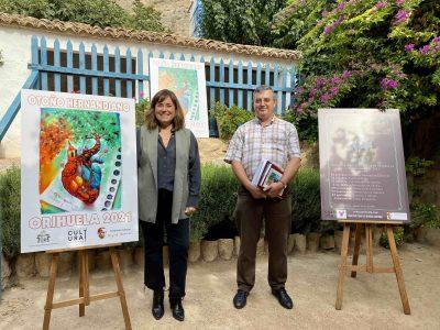 Orihuela presenta las actividades culturales del Otoño Hernandiano