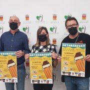 Almoradí celebra su primera fiesta Oktoberfest con 6 empresas hosteleras
