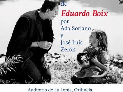Orihuela acoge la presentación del libro 'La Estirpe' de Eduardo Boix