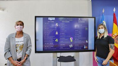 Torrevieja presenta el programa 'Deporte y salud para todos'